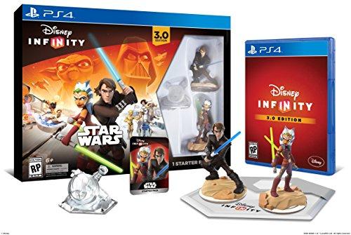 Disney Infinity 3.0 Edition Starter Pack - Playstation 4