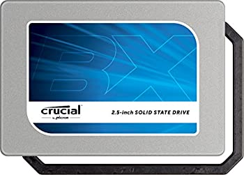 Crucial [Micron製Crucialブランド] BX100 2.5インチ 内蔵SSD ( 500GB / SATA 6Gbps / 7mm / 9.5mmアダプタ付属 ) CT500BX100SSD1