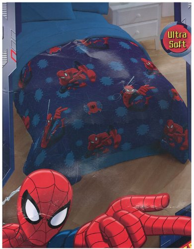 Spiderman Bedding Twin