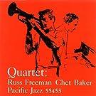 Quartet : Russ Freeman Chet Baker