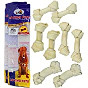 2 Packs Of Knotted Bones Small (4 In 1 Pack)