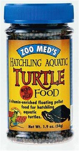 Zoo Med Laboratories SZMZM56 Hatchling Aquatic Turtle Dry Food 1 9-OunceB0002568SG