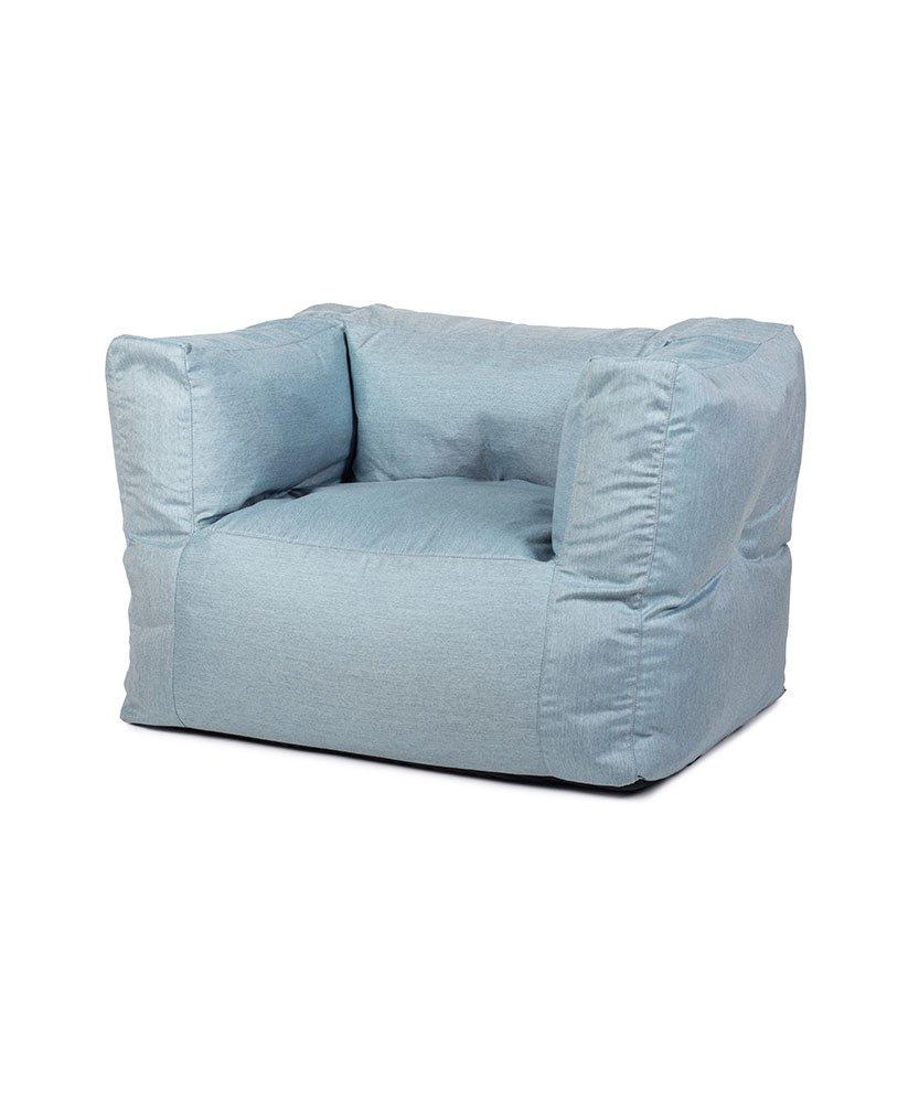 "Bryck Loungesessel ""ICEblues""Loungemöbel Relaxsessel Luxus Sitzsack Gartenmöbel kaufen"