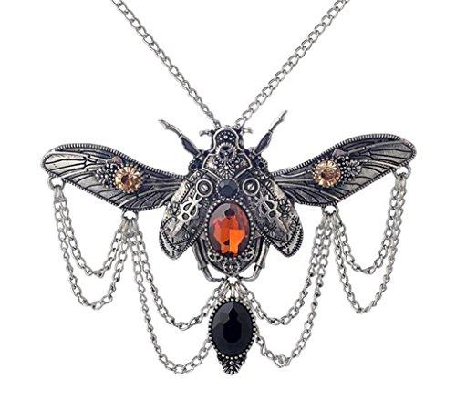 collar-escarabajo-de-steampunk