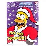 #10: Kinnerton Advent Calendar The Simpsons 40g