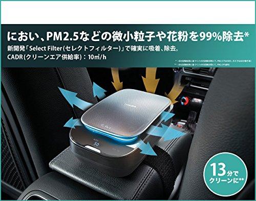 【Amazon.co.jp限定品】PHILIPS(フィリップス)自動車専用空気清浄機 GoPure Slimline 230(ゴーピュア スリムライン) GPSL23GPX1