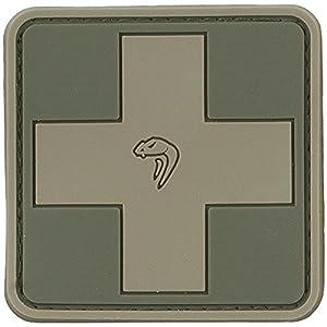 Viper Medic Caoutchouc Patch Vert
