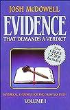 Evidence that Demands a Verdict, eBook: Historical Evidences for the Christian Faith