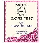 2012 Michael Florentino Cellars Tempranillo Rose, Wahluke Slope 750 mL