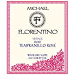 2012 Michael Florentino Cellars Tempranillo Rose, Wahluke Slope 750 mL
