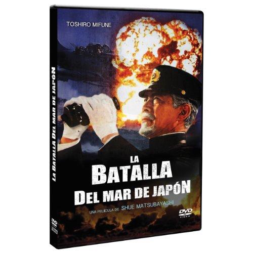 La Batalla Del Mar De Japón (Import Dvd) (2013) Toshiro Mifune; Yuzo Kayama; C
