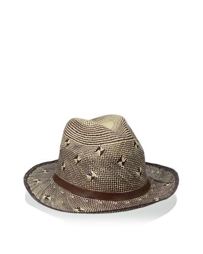 Nomadic Thread Society Women's Colombian Iraca Palm Hat