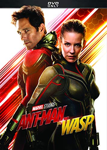 DVD : Ant-man And The Wasp (Dolby, AC-3, Subtitled, Dubbed)