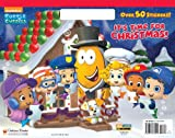 Golden Books It's Time for Christmas! (Bubble Guppies) (Big Coloring Book)