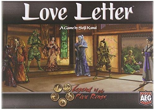 Love Letter: Legend of The Five Rings - 1