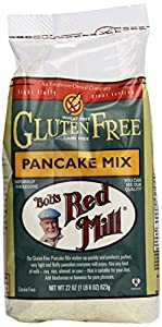 Bob's Red Mill Gluten-Free Pancake Mix, 22-Ounce Packages (Pack of 4)