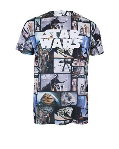 Star Wars T-Shirt Characters mehrfarbig