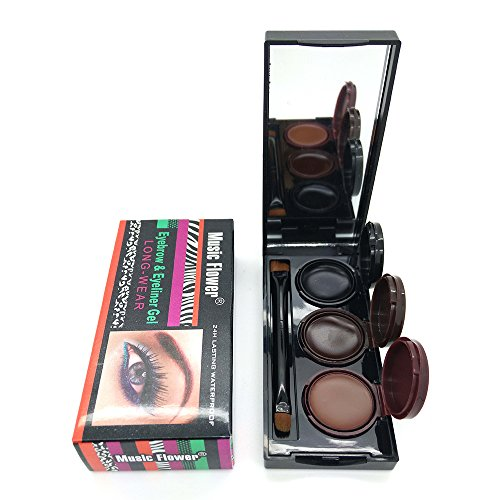 3-color-in-1-brown-black-coffee-gel-eyeliner-make-up-water-proof-and-smudge-proof-cosmetics-set-eye-