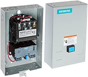 Siemens 14due32bf Heavy Duty Motor Starter Solid State