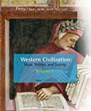 img - for Western Civilization: Ideas, Politics, and Society, Volume I: To 1789 book / textbook / text book