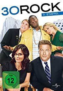 30 Rock - 3. Staffel [3 DVDs]