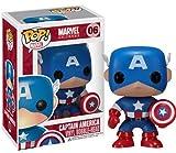 Captain America: ~3.75