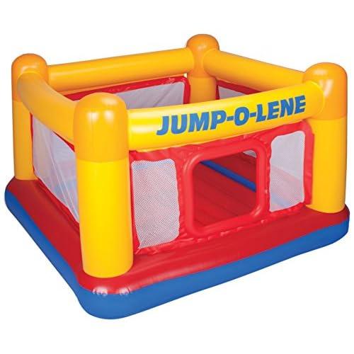 Intex Playhouse Jump-O-Lene Inflatable Bouncer, 68