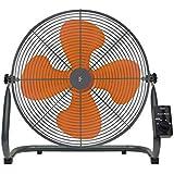 山善(YAMAZEN) 45cm工業扇風機(床置き式)(ロータリースイッチ) YKY-455
