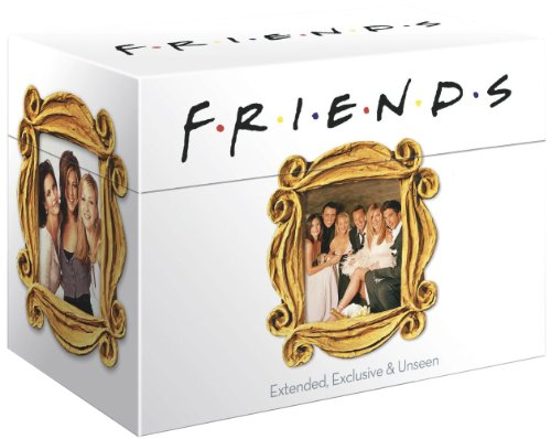 Friends - Season 1-10 Complete Collection (15th Anniversary) [DVD]
