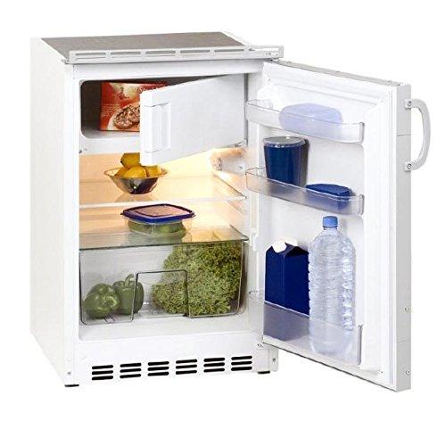 UKS 115-8 A+ Unterbau Kühlschrank weiss - dekorfähig mit Griff