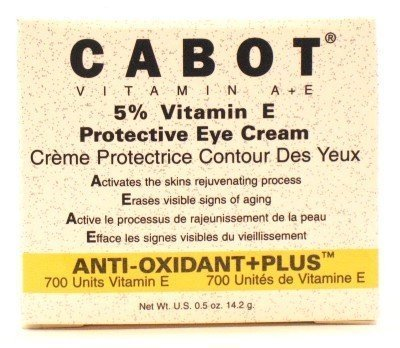 Cabot Labs VitaminーE Eye Cream 15 ml