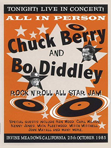 Chuck Berry And Bo Diddley