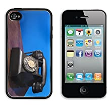 buy Msd Apple Iphone 4 Iphone 4S Aluminum Plate Bumper Snap Case Vintage General Post Office Director Telephone Handset Micro Telephone Circa Image 23806330