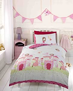 amazon princess castle bed