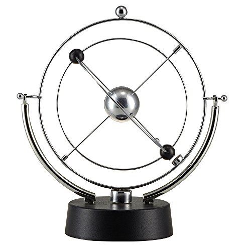 FunnyGoods Cosmos - Electronic Perpetual Motion Desk Toy Home Decoration Creative Gifts