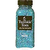 Twinkle Glitter Products Toes Hoof Polish, Royal Blue, 4oz