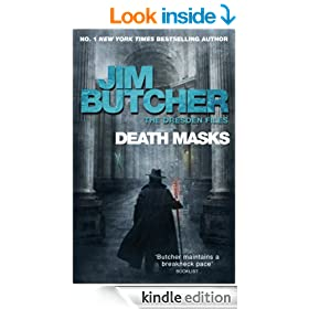 Death Masks (The Dresden Files)