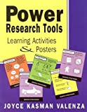 img - for Power Research Tools by Valenza, Joyce Kasman (October 1, 2002) Paperback Pap/Pstr book / textbook / text book