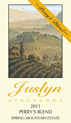 2011 Juslyn Vineyards Estate Perry'S Blend, Spring Mountain District, Napa 750 Ml