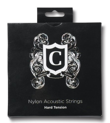 Cordoba Classical Guitar Strings, Hard Tension