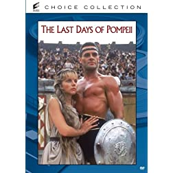 THE LAST DAYS OF POMPEII  (1984 MINI-SERIES) (2 Discs)