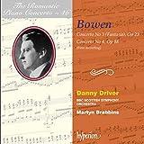 The Romantic Piano Concerto - V.46 Bowen