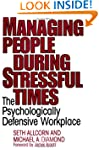 Managing People During Stressful Time...