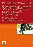 Stereotype?: Frauen und Männer in der Werbung (German Edition)