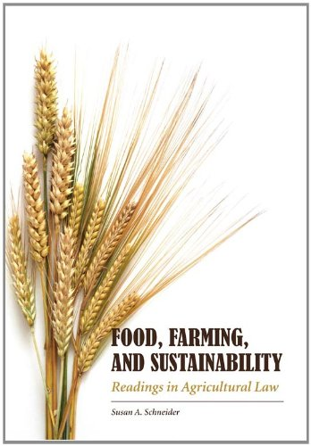 Food, Farming, and Sustainability: Readings in...