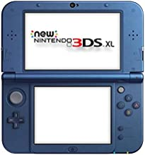 New Nintendo 3DS XL: Console, Blu [Importación Italiana]
