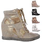 Chaussures Bottines