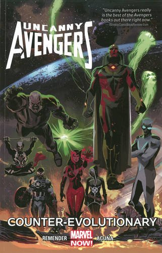 Uncanny Avengers 1 Counter Evolutionary