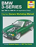 BMW 3-series Petrol Service and Repair Manual: 1991 to 1999