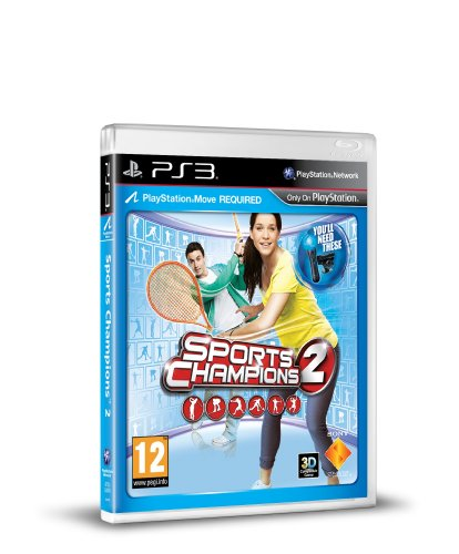 Sports Champions 2 (PS3) (Sport Champions 2 Ps3 compare prices)